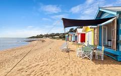 Beach Box 7 Earimil Beach, Mount Eliza VIC
