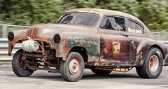 (E. Nelson) Tags: littleriverraceway littleriverdragway vintage vintageraces dragracing chevy 1950 gasser dirtysouthgassers texas ericnelson exnimages 2018