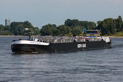 TMS Slot Elsloo - ENI 4812090 (5B-DUS) Tags: tms slot elsloo eni 4812090 binnenschiff schiphol rhein vessel barge ship