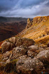 The Rocks and the Needle (Dave Massey Photography) Tags: lakedistrict eskdale needle