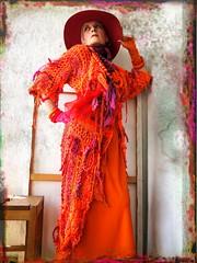 I´ve seen it all before (MizzieMorawez) Tags: 2018collection chaos kamikaze freeform intuitiveknittinginaction unorthodox multitechnique fusion neon lagenlook urban streetwear forbravedivaswhoenjoytoshowwhotheytrulyare orange coat designerstück designeroriginal colorful innovative untamed raw wild outofthebox original genuine extravagant excentric exzentrisch statementcoat