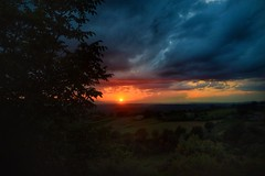 Breathtaking Italian landscape 📷🌄😍 (giuliaorlandi1) Tags: landscape italy nikon nikonitalia nikond3200 breathless colorful colours sunset sun