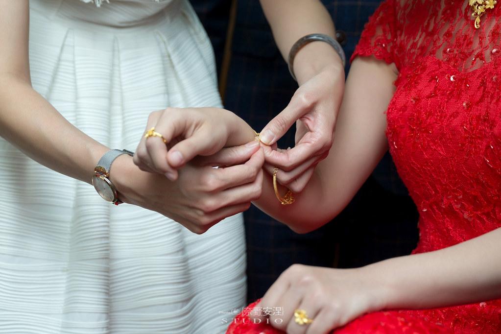 雲林婚攝 文定單儀式37
