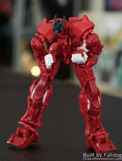 HiRM Astray Red Frame Gundam 4 by Judson Weinsheimer