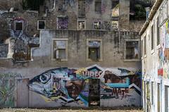 Some fishy street art (Alfama, Lisboa) (Tormod Dalen) Tags: lisboa portugal tamron 1750 travel street architecture europe lisbon lisbonne tamron1750 streetart