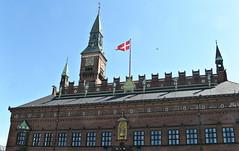 Dänemark 2018 - Kopenhagen - Rathaus (Markus Lüske) Tags: lueske lüske dänemark denmark kopenhagen kobenhavn rathaus alcalde architektur hauptstadt capital