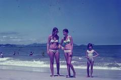RioSlides0099 (The Digital Shoebox) Tags: 35mm 70s beach brasil brazil slide bikinis fashion fun girls goodtimes nikon outside people sisters