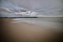 Mare Baltikum (kuestenkind) Tags: ostsee balticsea langzeitbelichtung longexposure clouds wolken schleswigholstein