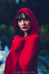 SP_53095-2 (Patcave) Tags: awa 2016 awa2016 atlanta galleria waverly renaissance hotel anime cosplay cosplayer cosplayers costume costumers costumes shot comics comic book scifi fantasy movie film little red riding hood cape hoodie