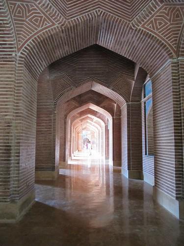 Shah Jahan Mosque, Thatta, Sindh, Pakistan.