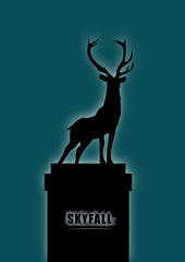 Skyfall (Movie Poster Boy) Tags: sky fall movie james bond 007 film spy entrance stag ancestral home daniel craig casino royale thunderball dr no jamesbond skyfallmovie skyfallfilm skyfallpicture skyfallposter skyfallillustration quantumofsolace casinoroyale spectre goldfinger drno manwiththegoldengun thelivingdaylights antlers danielcraig seanconnery rogermoore georgelazenby timothydalton piercebrosnan alternativemovieposter skyfallart skyfallartwork skyfallmovieposter skyfallfilmposter