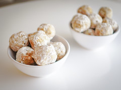 2018.12.07 Low Carbohydrate Walnut Snowball Cookies, Washington, DC USA 08963