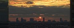 Houston Downtown DSC_2030 (JKIESECKER) Tags: houstontexas texas science citylife cityscenes cityscapes citystreets urban sunset clouds sky skyline