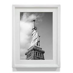 Statue of Liberty Monochrome Framed Poster (mywowstuff) Tags: gifts gadgets cool family friends funny shopping men women kids home