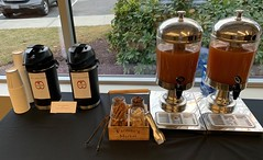 (cafe_services_inc) Tags: cafeservicesinc cafe850 holidayparty holiday2018 alkermesholidayparty cider coldcider hotcider cinnamon cinnamonsticks gingercubes ginger