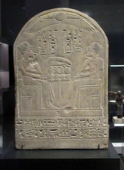 Leiden, Rijksmuseum van Oudheden (risotto al caviale) Tags: leiden rijksmuseumvanoudheden stela tuthmosisiiiandamenhotepiigrantinggracestotheladyhenutnofret