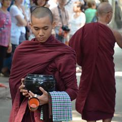 MYANMAR - AMARAPURA (1017) - Mahagandayon Monastery (eso2) Tags: amarapura asia myanmar birmania