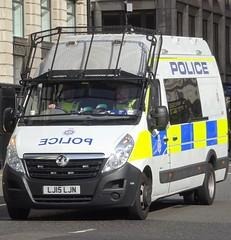 British Transport Police (LJ15 LJN) (ferryjammy) Tags: britishtransport btp police b843 lj15ljn