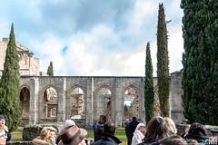 "Monasterio de Santa María la Real de Valdeiglesias • <a style=""font-size:0.8em;"" href=""http://www.flickr.com/photos/141347218@N03/32950291728/"" target=""_blank"">View on Flickr</a>"