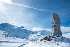 Simplonpass_26. Januar 2018-26 (silvio.burgener) Tags: simplonpass simplon switzerland adler schweiz swiss svizzera suisse hospiz sempione steinadler