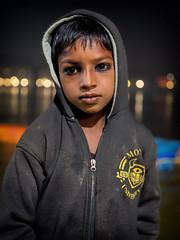 Apna time aayega. (Prabhu B Doss) Tags: prabhubdoss fujifilm gfx50s gf3264mm portrait kumbh kumbhmela prayagraj streetphotography ganges kids india