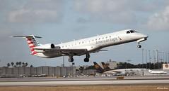Embraer ERJ-145 (N653AE) American Eagle (Mountvic Holsteins) Tags: embraer erj145 n653ae american eagle mia miami international airport