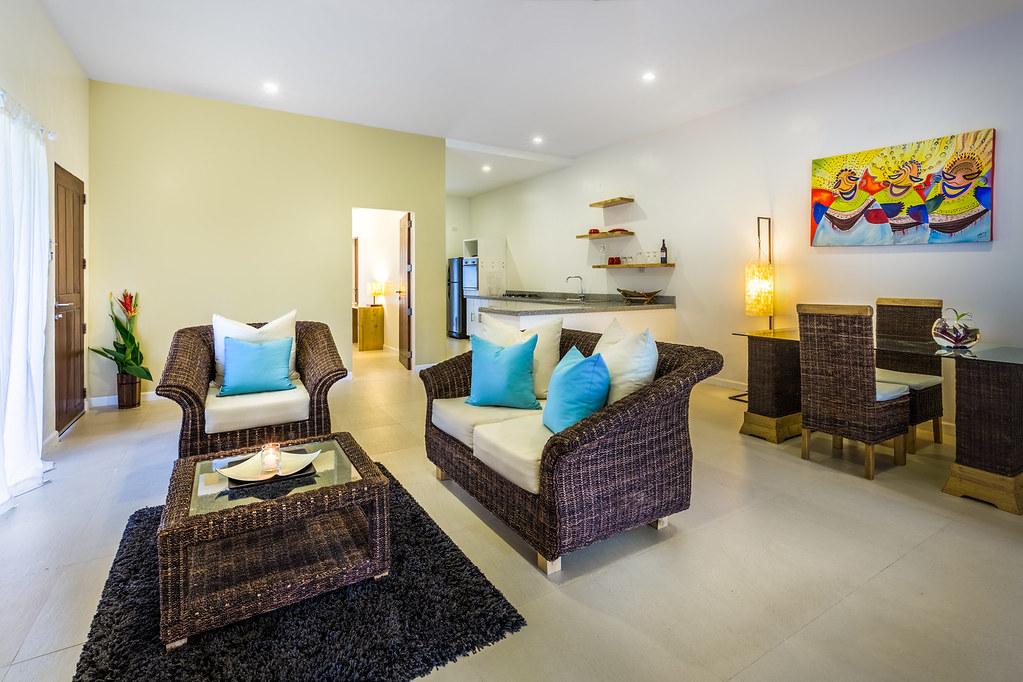 Soggiorno - Garden Apartment
