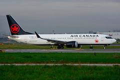C-FSNQ (Air Canada) (Steelhead 2010) Tags: aircanada yyz creg cfsnq boeing b737 b737max8