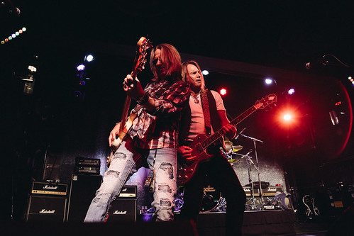 Foghat & Shannon Curfman - 12.14.18 - Hard Rock Hotel & Casino Sioux City