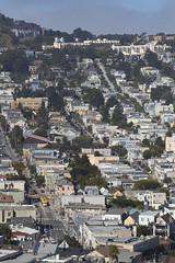 Views from Bernal Hill (V) (imartin92) Tags: sanfrancisco california bernal heights hill municipal railway muni pcc streetcar lightrail transit