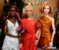 JATMAN Holidays 2018 - 003 (JATMANStories) Tags: barbie mattel fashionroyalty 16scale 16