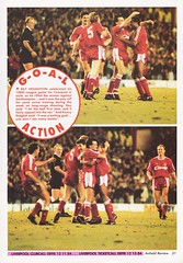 Liverpool vs Blackburn Rovers - 1991 - Page 31 (The Sky Strikers) Tags: liverpool blackburn rovers fa cup road to wembley the anfield review one pound