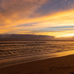 Sunset beach Maui Hawaii thumbnail