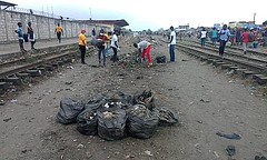 liberia41 (Let's Do It World) Tags: wcd2018 liberia worldcleanupday letsdoitworld cleanup streetwork tshirts