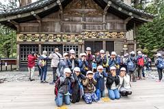 The three wise monkeys in Nikko.  日光 東照宮 (Jennifer 真泥佛 * Taiwan) Tags: 日光 東照宮 校外教學 日本 japan nikko