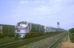 CB&Q E7 9920B (Chuck Zeiler52) Tags: cbq e7 9920b burlington railroad emd locomotive congresspark train zephyr chuckzeiler chz