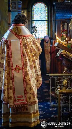 05.11.18 - У кафедральному соборі м.Львова звершено Літургію апостола Іакова
