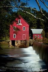 Starr's Mill (showtm490) Tags: johnbelknap 2018 5diii 5d3 70200f28iiis art barn beautiful breakthrough cpl canon fall ga georgia lake longexposure manfrotto ndfilter pond river starrsmill water waterfall wheelchairphotographer