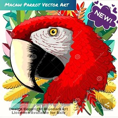 NEW! #Macaw #Paper #Craft #Digital #Art 👉 http://bit.ly/2FTFCyL🌿 #Vectorillustration #Copyright #BluedarkArt #TheChameleonArt ●   My Dreamstime Portfolio👉 https://www.dreamstime.com/bluedarkat_info 🌴  #vectorart #dig (BluedarkArt) Tags: illustrations art animallovers digital vegetation papercraft cute macaw digitalart copyright bird wildbird macawlovers digitalpapercraft joyful thechameleonart illustrationdaily copyrightbluedarkart craft nature licensesforsale vectorart birdlovers bluedarkart tropical paper vectorillustration exoticbird jungle parrot