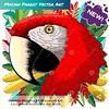 NEW! #Macaw #Paper #Craft #Digital #Art 👉 http://bit.ly/2FTFCyL🌿 #Vectorillustration #Copyright #BluedarkArt #TheChameleonArt ●   My Dreamstime Portfolio👉 https://www.dreamstime.com/bluedarkat_info 🌴  #vectorart #dig (BluedarkArt) Tags: illustrations art animallovers digital vegetation papercraft cute macaw digitalart copyright bird wildbird macawlovers digitalpapercraft joyful thechameleonart illustrationdaily copyrightbluedarkart craft nature licensesforsale vectorart birdlovers bluedarkart tropical paper vectorillustration exoticbird jungle parrot