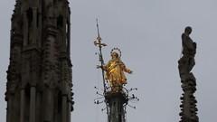 Milano (carlo612001) Tags: icon lamadunina milano italia italy cathedral duomodimilano duomo arte art iconic