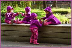 Der Tag am See war schön ... (Kindergartenkinder 2018) Tags: schloss arcen kindergartenkinder annemoni milina sanrike tivi