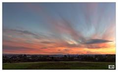 Coucher de soleil en Auvergne (JG Photographies) Tags: auvergne france coucherdesoleil jgphotographies paysage canon7dmarkii