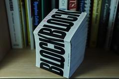 Writers block (KatyMag) Tags: books bookshelf cube writers block fujifilm x100