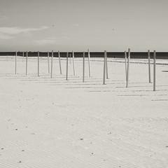 Monte Gordo (Santhero) Tags: europe portugal algarve guadiana vilarealdesantoantonio bw blackandwhite montegordo playa arena atlántico