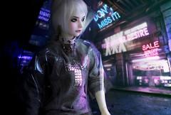 noise01 (Muffin_elfa) Tags: bjd zaoll muse cyberpunk cyborg