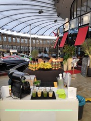 "Smoothie Catering , mobile Smoothiebar, messe Catering, Düsseldorf für Ashfild in der Klassik Remise auf der Jobvector • <a style=""font-size:0.8em;"" href=""http://www.flickr.com/photos/69233503@N08/45452217525/"" target=""_blank"">View on Flickr</a>"