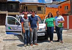 Entrega Ambulancia - 10ª - 14.11.2018 -  (3) (prefeituramunicipaldeportoseguro) Tags: ambulância entrega