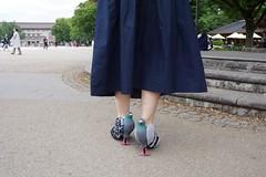 Кейко Оцухата сделала туфли в виде голубей и опубликовала инструкцию, как создать такие же (Архитектурный Журнал) Tags: в виде голубей же и инструкцию как кейко опубликовала оцухата сделала создать такие туфли