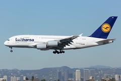 D-AIMM | A388 | LUFTHANSA | KLAX (Ashley Stevens - AirTeamImages) Tags: los angeles airport klax lax canon eos aircraft aeroplane aviation civil airplane daimm
